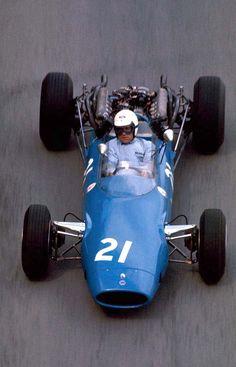 1966 Cooper T81 Guy Ligier, el fundador de nuestra empresa