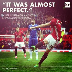 Manchester United dented Chelsea's Premier League title hopes by scoring a hugely significant win at Old Trafford on Sunday. United's victory cut Chelsea's lead at the top to just four points over Tottenham Hotspur. Manchester United, Chelsea Premier League, Marcus Rashford, Soccer Quotes, League Gaming, Old Trafford, The Championship, Fa Cup, Man United
