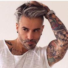 barbearia barba grisalha - Pesquisa Google