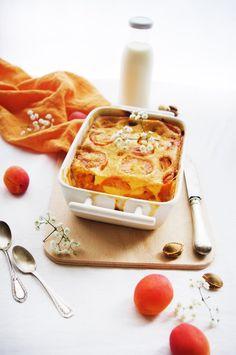 Clafoutis moelleux à l'abricot