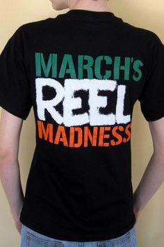 Irish Dancing  March's REEL Madness unisex crewneck tshirt by JbKb, $20.00
