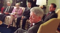 President Bill Clinton answers questions December 17, 1997 Attorney General, Playboy Bunny, Constitution, Politicians, Campaign, God, Country, Couple Photos, Wall