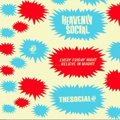 Heavenly Social at The Social, 5 Little Portland Street, London, W1W 7JD, UK. On Oct10, 2014 to Oct11, 2014 at 6:00pm to 1:00am, Celebrating 15 years on Little Portland St every Friday night - soul, disco, house, hip hop, dancehall, rock n roll, afrobeat and anything else that we like that makes us dance!  With 2014 marking the fifteenth anniversary of the Social and twenty years since the Sunday Social. Category: Nightlife  Price: Free  Artists: Seahawks (live), Slipstream DJs, Heavenly…
