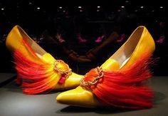 Vivienne Westwood Shoes Retrospective at Selfridges London | LUXSURE - Fashion Magazine