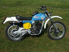 1973 KTM (Austria) 175 GS U.S.A.