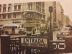 Linda Buenos Ayres: BARES, CAFES
