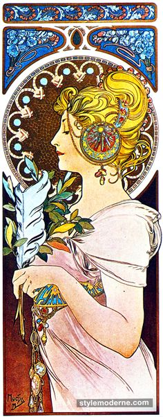 Jimbo's Japan: Art Nouveau アール・ヌーヴォー-----LOVE ALL  http://stores.ebay.ca/allssgood