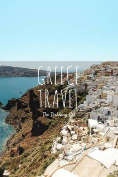 Greece Travel - Follow our board for more Greece tips and inspo!