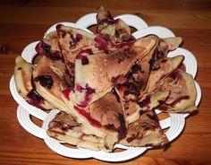Paleo lekváros háromszög recept ~ Éhezésmentes Karcsúság Szafival Paleo, Snacks, Breakfast, Ethnic Recipes, Food, Morning Coffee, Appetizers, Essen, Beach Wrap