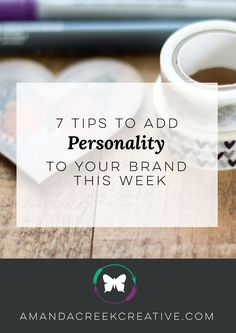 This post is a part of a larger series of posts about Brand Personality. To check out the previous posts, click here.   Imagine living in a world where everyone lacked personality, where we all had robo-personalities that weren't distinct enough to