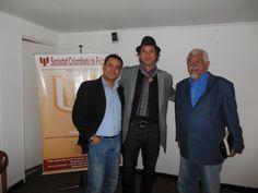 Amigos muy especiales de  la  Sociedad Colombiana de Psicología!!!