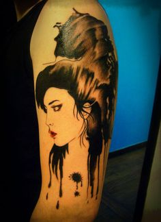Tattoo Amy