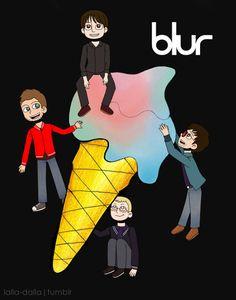 blur fan art - Buscar con Google