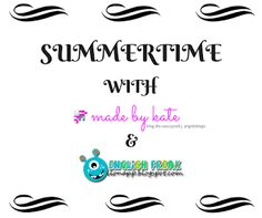 English Freak   Blog o nauczaniu języków obcych: Bloggers love challenges - Summertime with Made by...