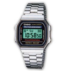 1baad85e35ca Casio silver watch - bought it but gold not black