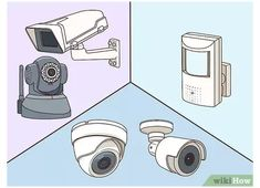 Home Security Companies, Best Home Security System, Alarm Systems For Home, Home Security Tips, Wireless Home Security Systems, Wireless Security Cameras, Security Alarm, Security Surveillance, Surveillance System