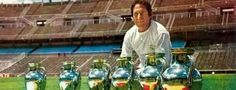 Tops del futbol: Los jugadores  españoles con más copas de Europa