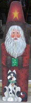 ironing board santa, Biggggg!