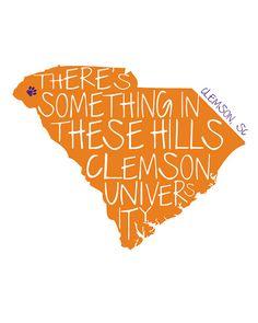Clemson University Print