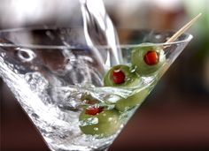 Pour perfect #cocktails, all season long.  Learn how to not mess up a dirty martini on @PureWow.