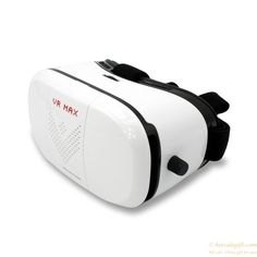 VR MAX VR glasses virtual reality glasses mobile home theater with gamepad gift Virtual Reality Videos, Virtual Reality Glasses, Wearable Technology, Interesting News, Mobile Home, Electronic Devices, Augmented Reality, Home Theater, Vr