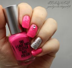 Goodly Nails: Pink Dream
