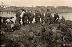 Most Fordoński im. Rudolfa Modrzejewskiego (Weichselbrücke), Bydgoszcz - 1939…