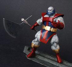 Terrax (Marvel Universe) Custom Action Figure