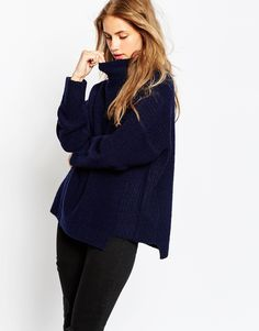 asos | mohair sweater