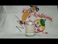 Dolcilandia e non solo...: Crema di liquore alla banana e fragole