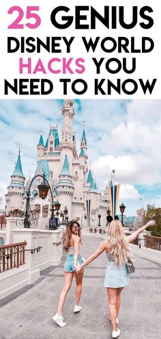 25 Insanely Useful Disney World Hacks 25 Insanely Useful Disney World Hacks 25 Genius Disney World Hacks Planning a trip to Disney World soon? These genius Disney World hacks will save you time and money and make your trip as magical as possible. Disney World Florida, Disney World Resorts, Viaje A Disney World, Disney World Tipps, Disney World Vacation Planning, Disney Planning, Disney World Tips And Tricks, Disney Tips, Disney Vacations