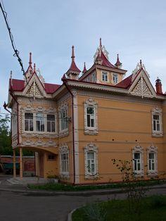 Томск: Верхняя Елань-Tomsk