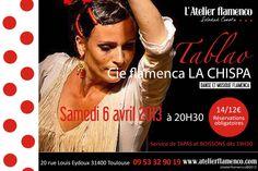 la chispa 6-04-13 in Toulouse