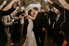 A perfect ending to the perfect day. The happy couple runs off into their forever under a canopy of sparklers lit by all their family and friends. A beautiful photo moment! | Villa Siena | Kylee Patterson Photography | #Villasiena #weddingvenue #gilbertarizona #arizonaweddings #arizonaweddingvenue #sparklers #weddingsparklers #sparklerexit #sparklersendoff #weddingphotomoments #weddingphotoideas #brideandgroom Couple Running, Photography Ideas, Wedding Photography, Sparkler Send Off, Wedding Sparklers, Arizona Wedding, Siena, Canopy, Wedding Events