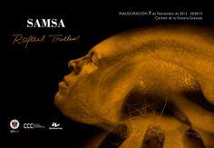 """Exposición """"SAMSA"""" de Rafael Trelles."""