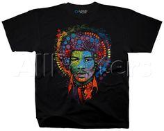 Jimi Hendrix- Hendrix Groove Shirt at AllPosters.com