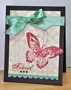 Anotherh butterfly card
