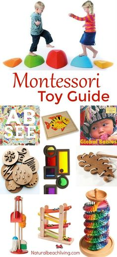 The Best Montessori Toy Guide for 3-6 Year Olds, Montessori Toys, Montessori Toys for Preschoolers, Montessori practical life, Sensory, Outdoor toys, Montessori gifts, #Montessori #giftideas