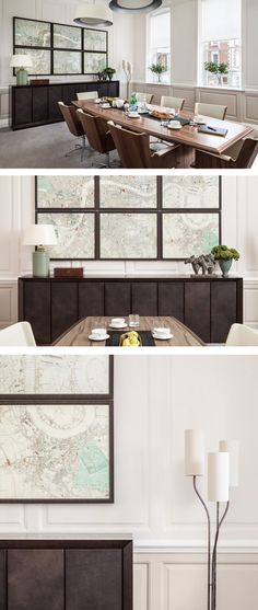 Our London Six Piece Map featured here in a commercial Gordon - Duff & Linton boardroom office interior. Displayed in our Contemporary Brown Frame. ... Photography by David Butler: www.dnbutler.com ... #trowbridgeart #mytrowbridgeart #boardroom #gordondufflinton #office #officedecor #design #style #lifestyle #interior4you #ilovemyinterior #interiordesign #interiorinspiration #interiordecorating #interior123 #interiorstyling #actualinstagramhomes #designdecor #framedart #homeideas