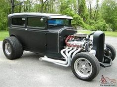 1927 Ford Tudor Hot Rod - Tuev siehe listing - preis incl verschiffung | eBay