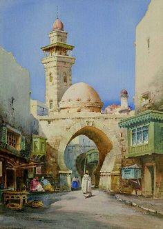 Rue à Alger