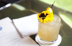 Craftsman - Four Seasons Los Angeles / Fabian Garcia. Fabian Garcia, barman of the Windows Lounge at the Four Seasons Los Angeles, incorporated fresh squeezed orange juice and simple syrup to balance the tasting notes found in Tequila Casa Dragones Blanco.