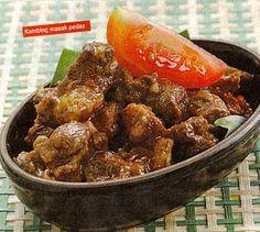 Resep kambing kecap pedas dan digoreng enak http://resep4.blogspot.com/2014/10/resep-kambing-kecap-enak-mudah.html semoga cara membuat makanan dari daging kambing ini jadi enak untuk resep masakan indonesia