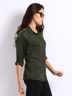 Roadster-Women-Olive-Green-Military-Fashion-Shirt_b4d0158549a7210b801c0fe8a06e28a5_images_1080_1440_mini.jpg 1.080 ×1.440 pixel   Mili-skjorte