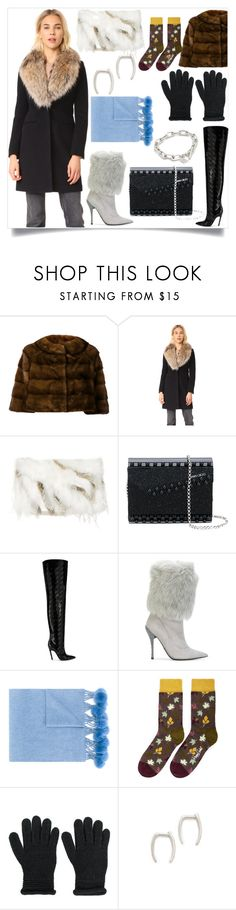 """Abstract of the fashion"" by gloriaruth-807 ❤ liked on Polyvore featuring Liska, Oscar de la Renta, Jimmy Choo, Balenciaga, Baldinini, N.Peal, Happy Socks, Armani Jeans, Gabriela Artigas and Rebecca Minkoff"