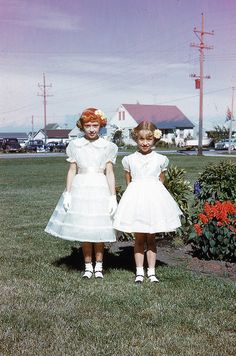 Vintage kodachromr- Mesa, AZ