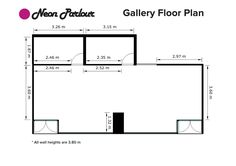 Gallery Space — Neon Parlour