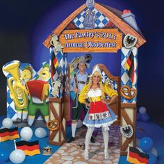 Start here for all your personalized #Oktoberfest party supplies from Shindigz!