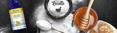 À base de miel, de bicarbonate de sodium et d'huile essentielle de Bergamote, cet exfoliant est un soin naturel et doux pour la peau. Honey, Sodium Bicarbonate, Natural Treatments, Recipes