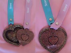 Image result for running medals interlocked